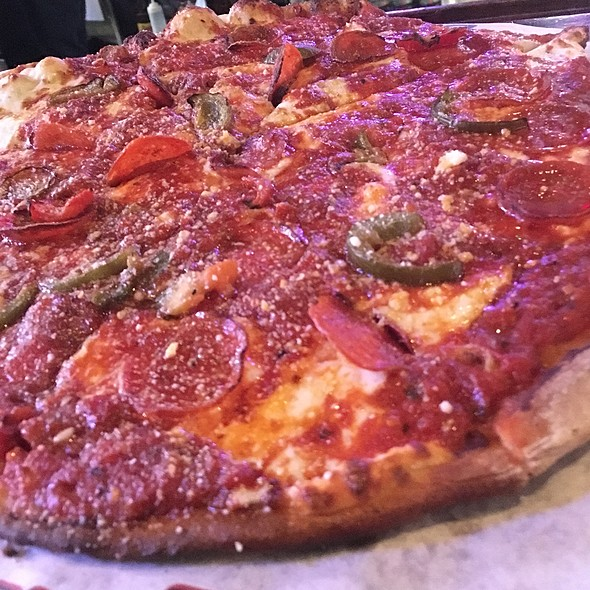 Pepperoni Pizza @ Chickie's & Pete's