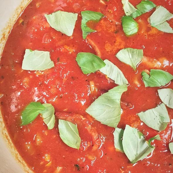 Tomato Sauce @ My Third Home