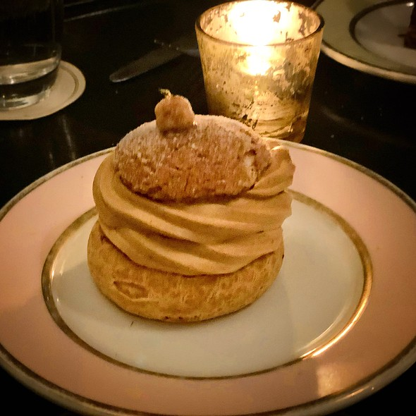 Hazelnut Pastry