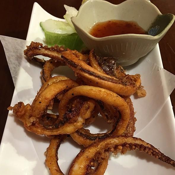 Calamari @ nikkyu japanese restaurant