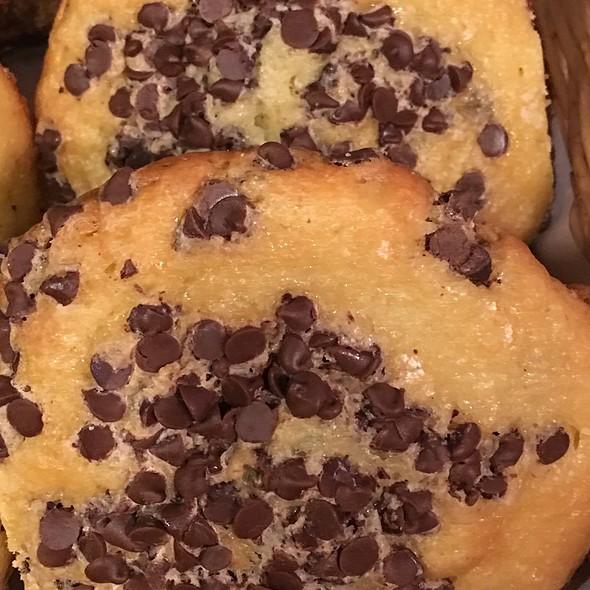 Chocolate Muffins @ O-Cha Bar Tea Yaletown