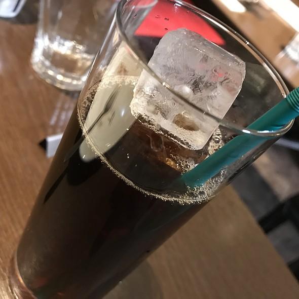 アイスコーヒー @ Taverna I 不動前店