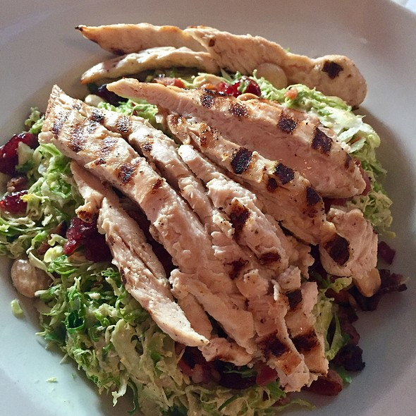Salad With Grilled Chicken @ Tavern On Rush