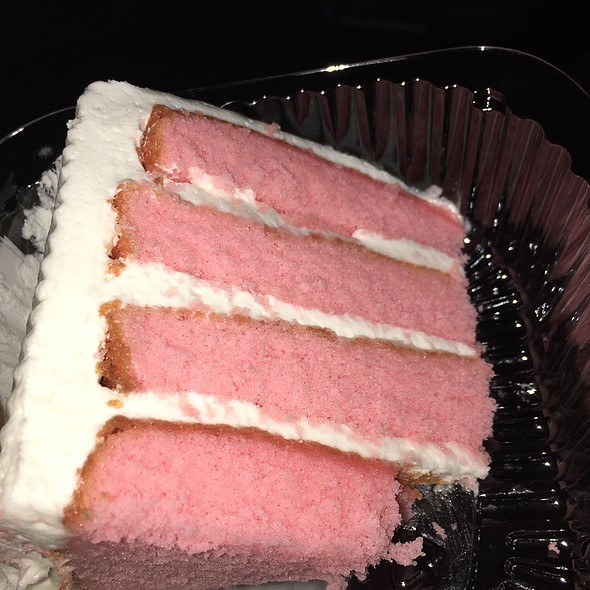 Strawberry Cake @ Publix Super Market at Roosevelt Square Shopping Center