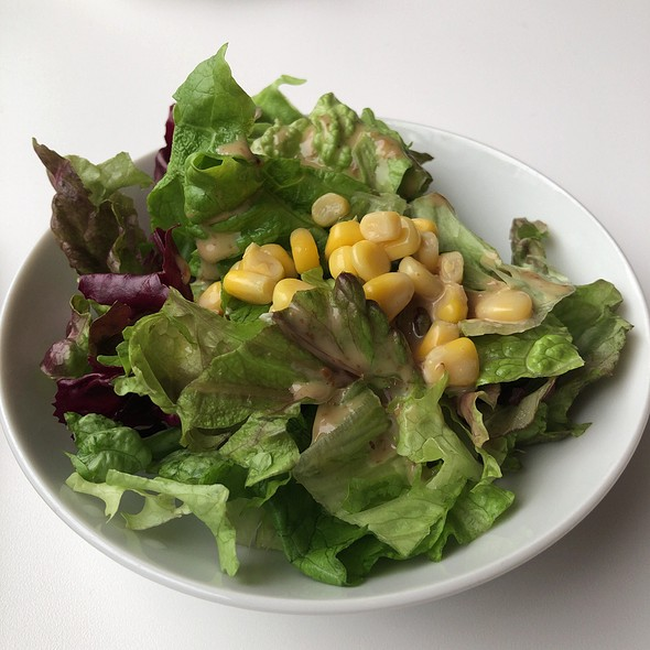Side Salad @ Suzu Cafe