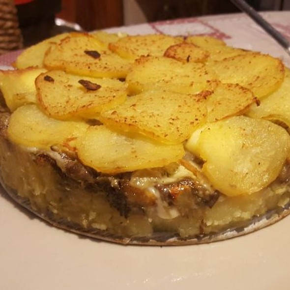 Tortino Di Carciofi E Patate @ Alfonsone