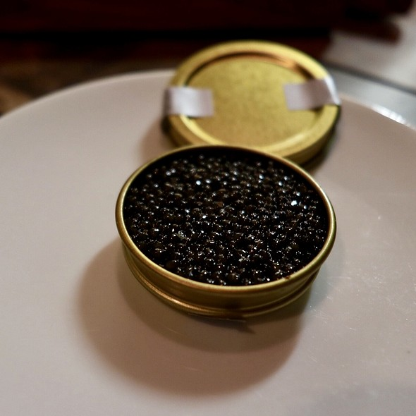 Black River Oscietra Caviar