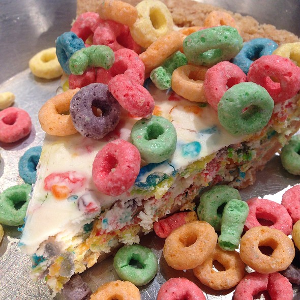 Cereal Killer Pie