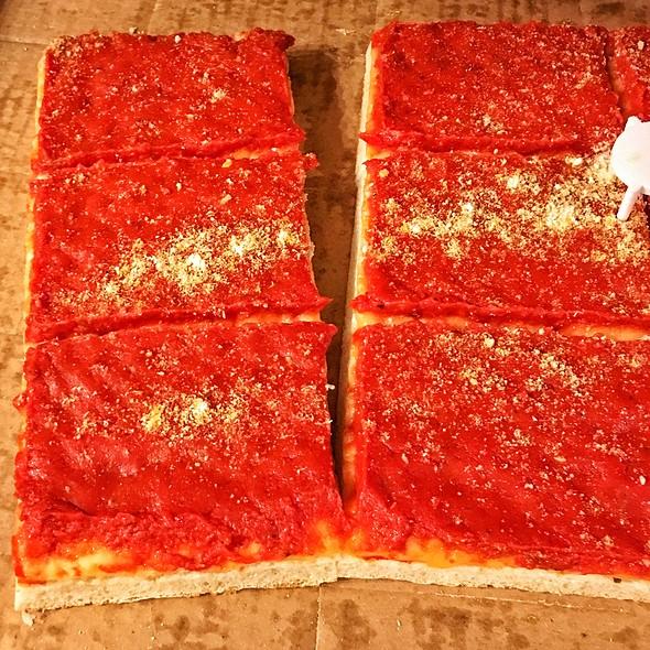 Tomato Pie @ Home