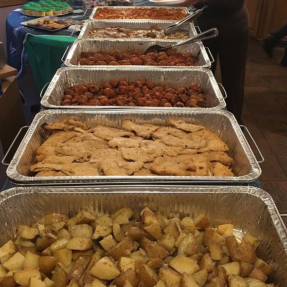 buffet @ Home