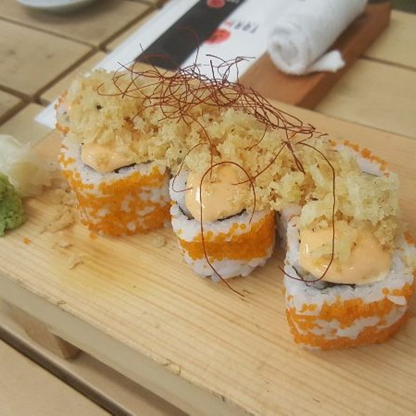 Spicy Tuna Roll @ Tori Ichi (Festival Mall)