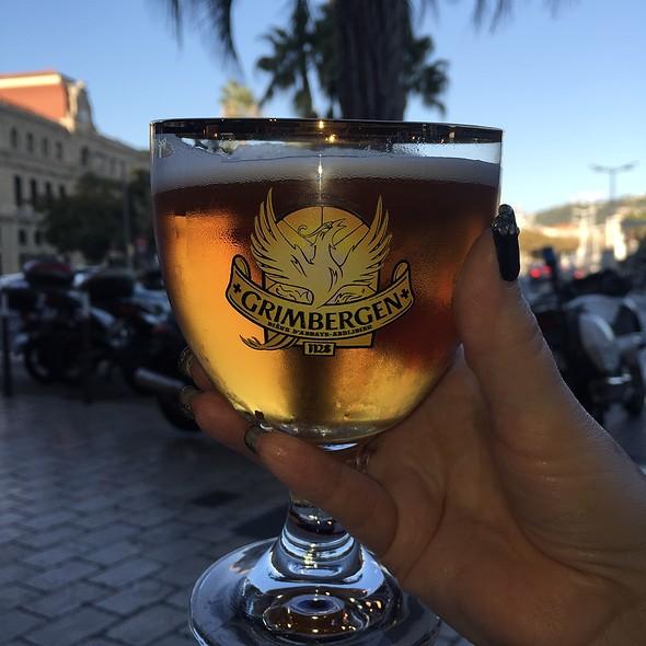 Grimbergen Belgian Beer