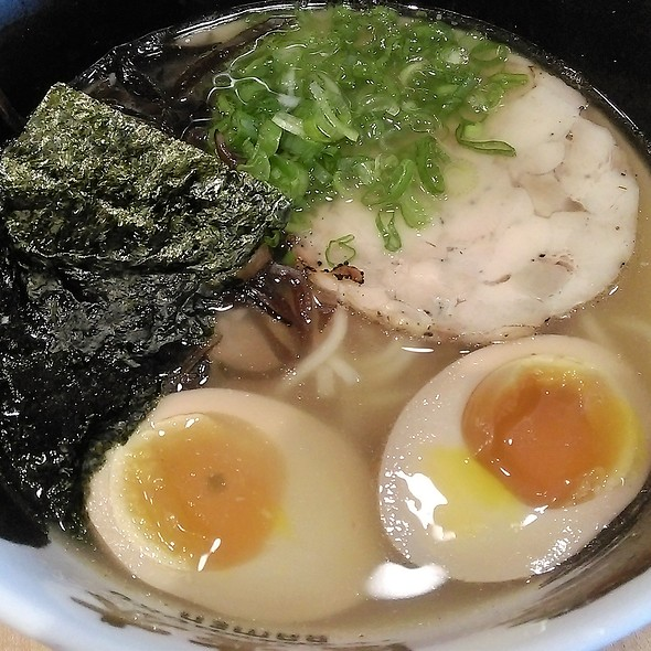 Light version of Touhenboku Ramen