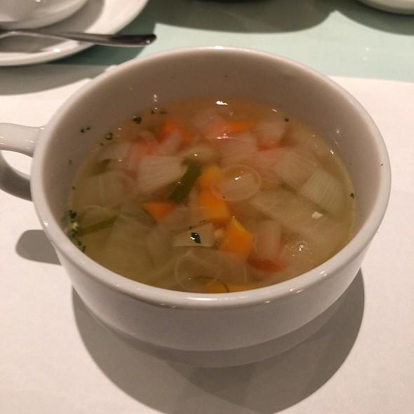 Soup @ un cafe