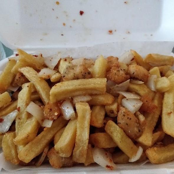 Salt And Pepper Chips