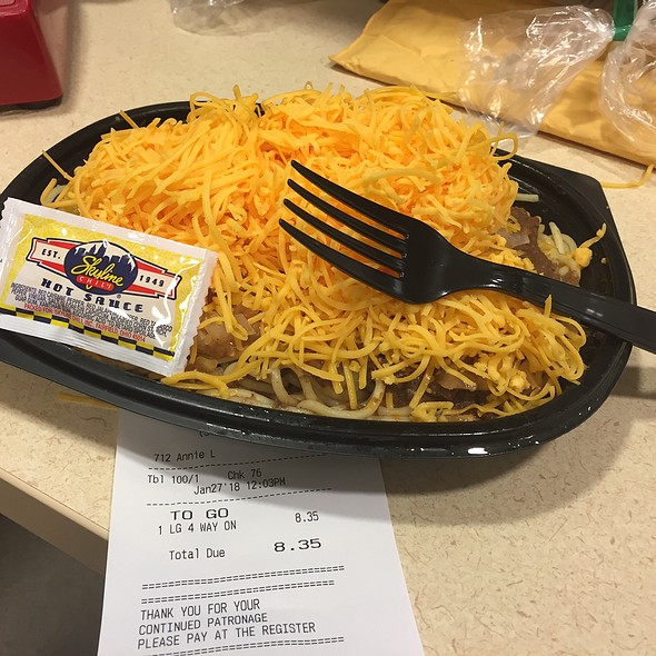 """""""Large"""" To-Go 4-Way"""