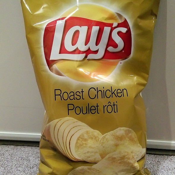 Lay's Roast Chicken Chips