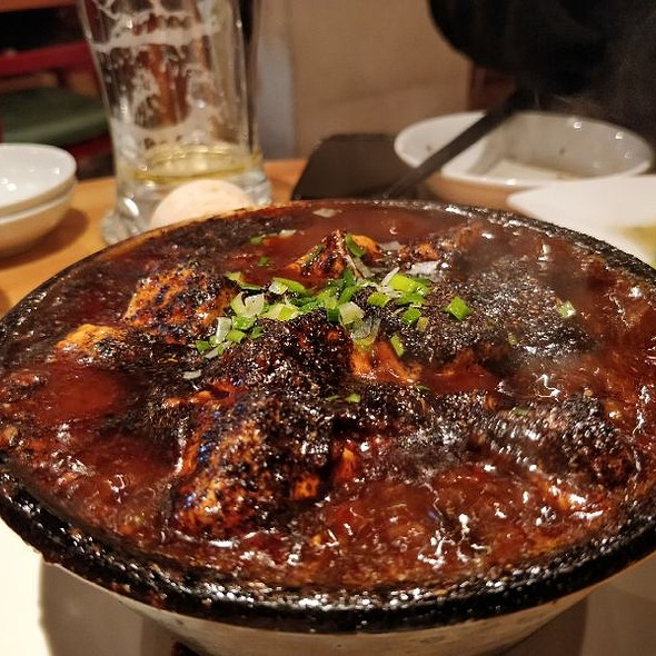 麻婆豆腐 @ ウミガメ食堂