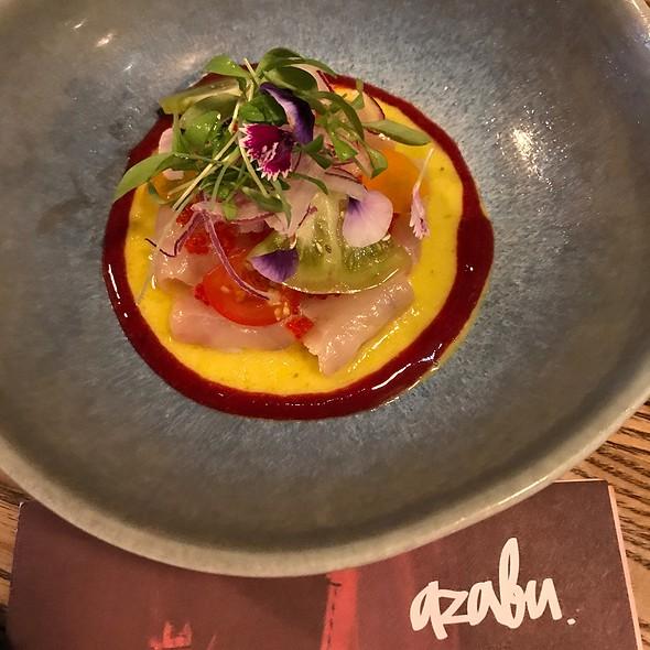 Ceviche With Aji Amarillo