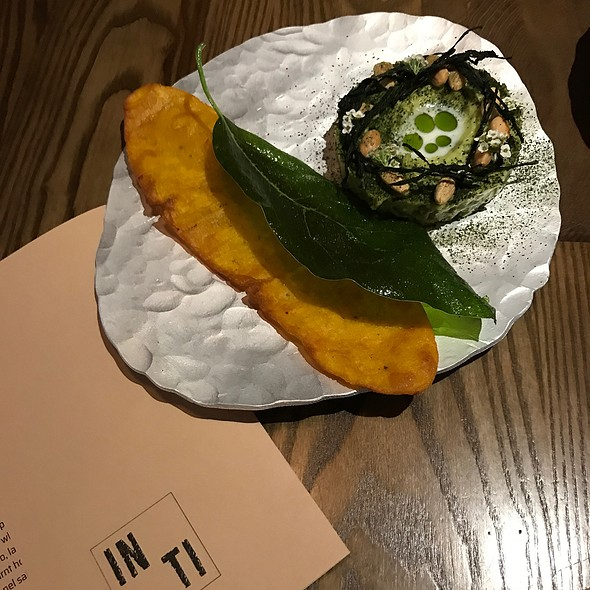 "Cactus ""Guacamole"", Seaweed"