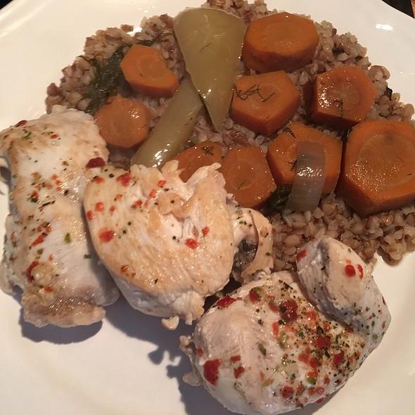 Chicken with Buckwheat
