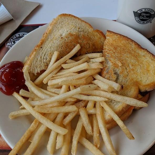 Frisco Melt And Fries @ Steak 'n Shake