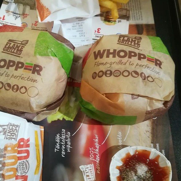Whopper Meal