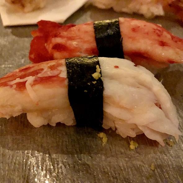 Kani (King Crab) Sushi