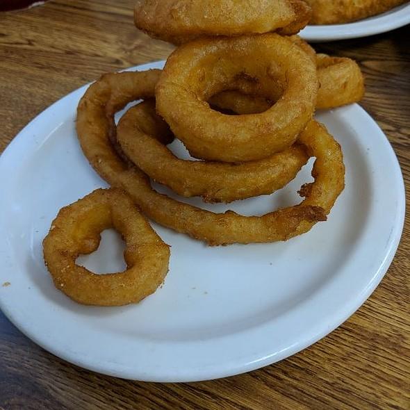 Onion Rings @ Superior Restaurant