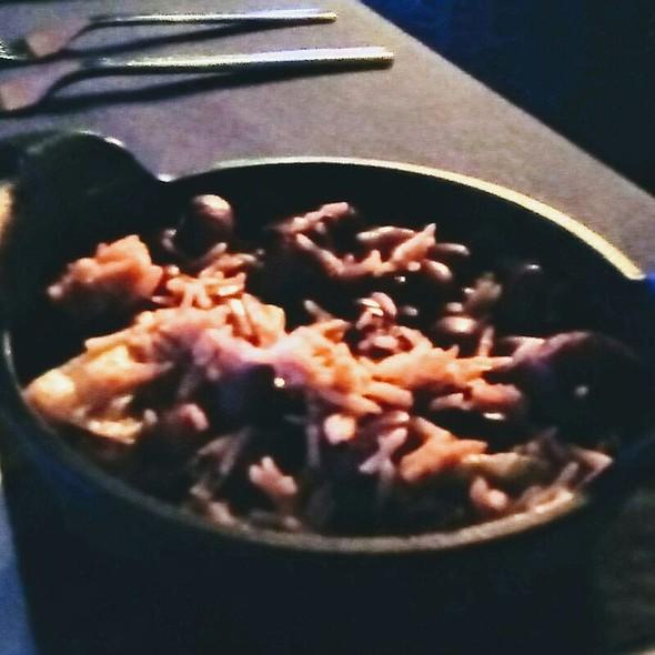 Red Beans and Rice @ Noe Restaurant & Bar