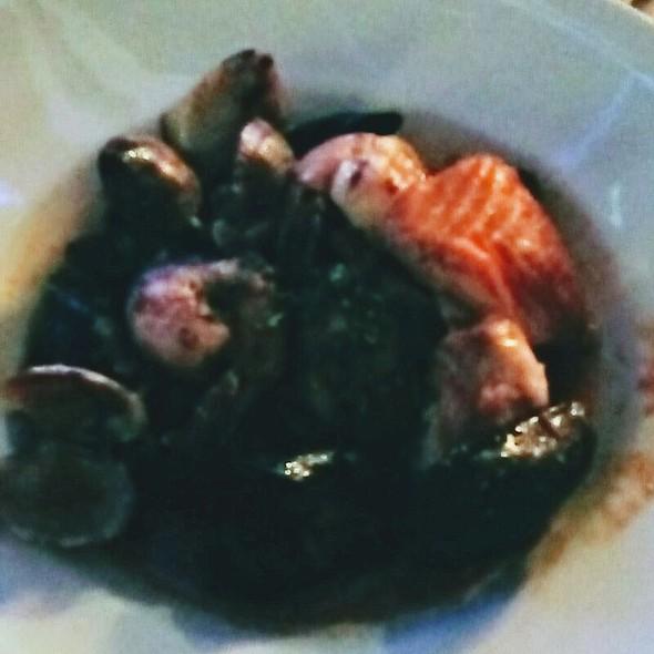 Seafood Bouillabaisse @ Noe Restaurant & Bar