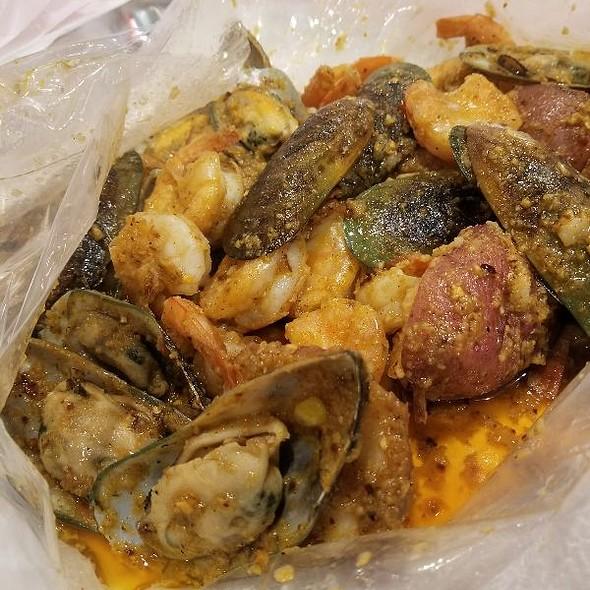 Cajun Flavored Seafood