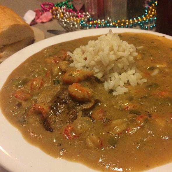 Crawfish Ettouffe @ Bayou Bay Seafood House