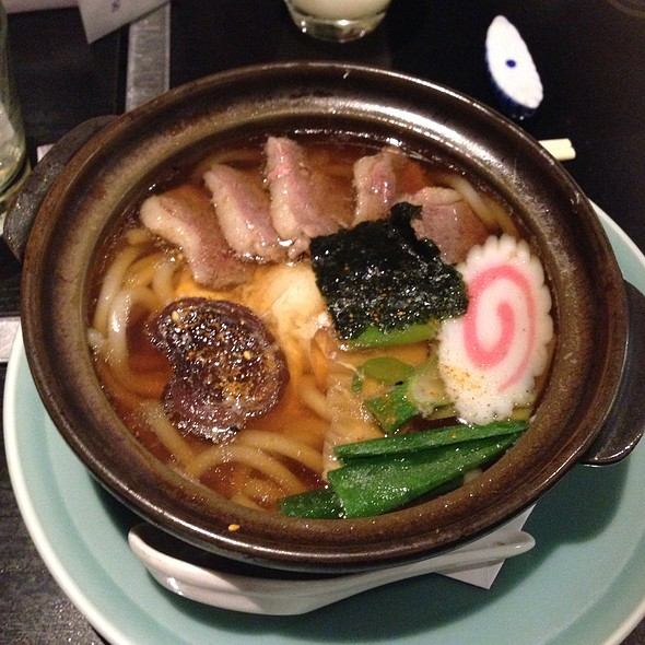 Udon Noodles @ Samourai