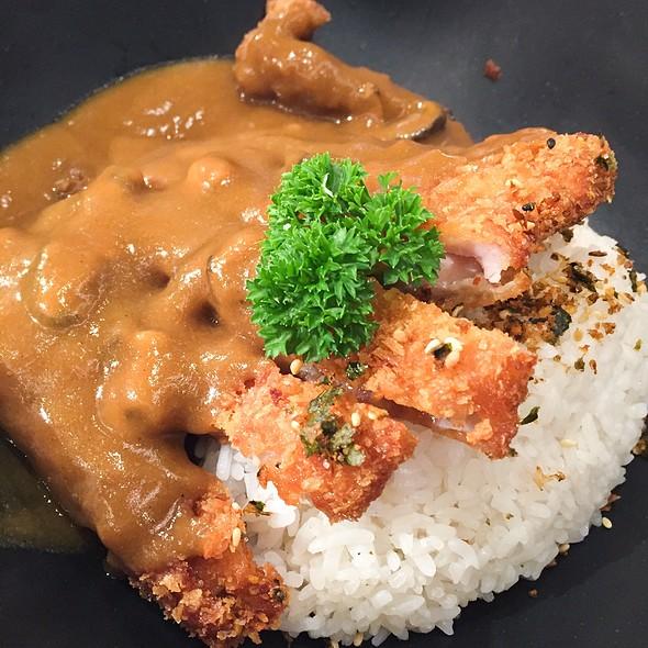 Japanese Shitake Curry Katsu