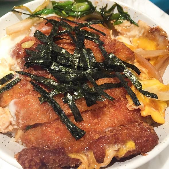 Katsu Oyakodon
