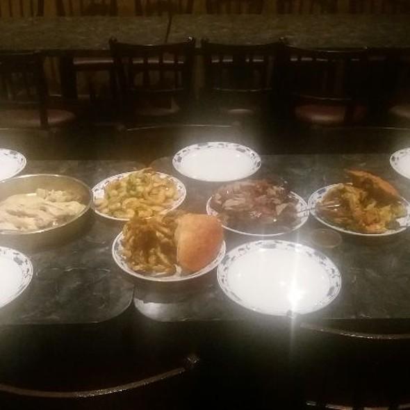 Lunar New Year Feast