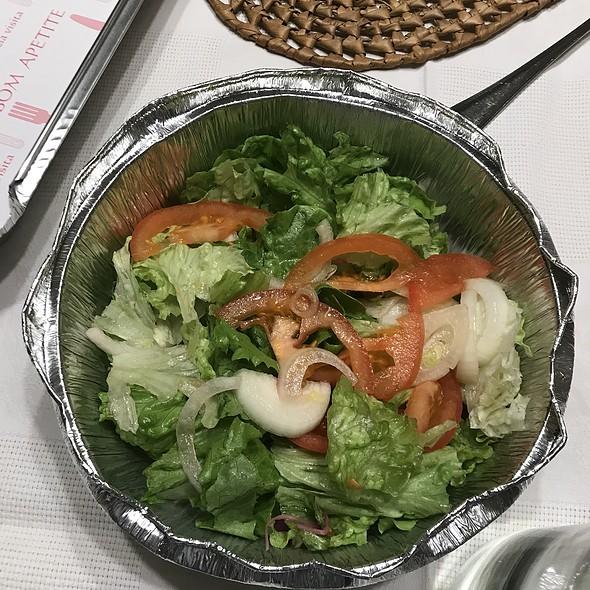 Mixed Salad @ Restaurante Peixe Azul