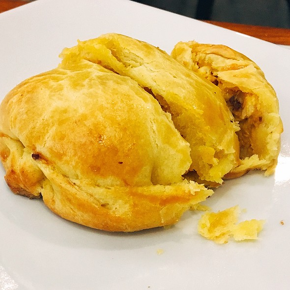 Empanadas De Aji De Gallina