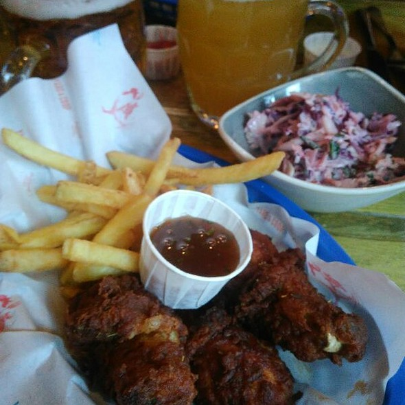 Drumsticks And Chips