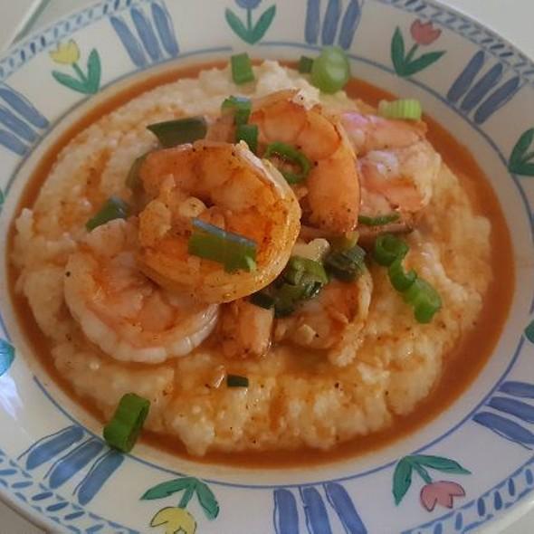 Shrimp & Grits @ Home