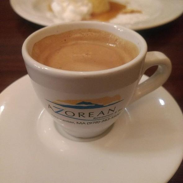 Espresso @ Azorean Restaurant & Bar