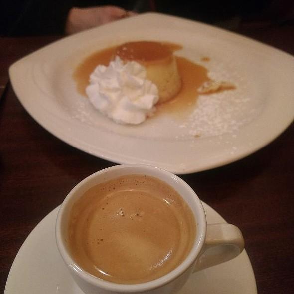 Flan @ Azorean Restaurant & Bar
