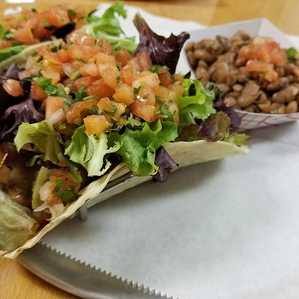 Totally Rad Tacos (Vegan)