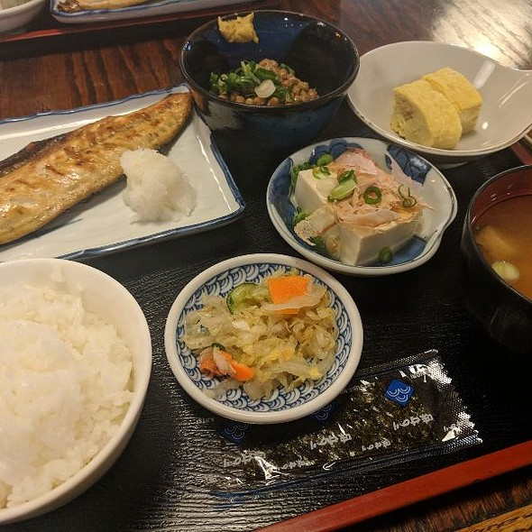 Japanese Breakfast @ Fukagawa