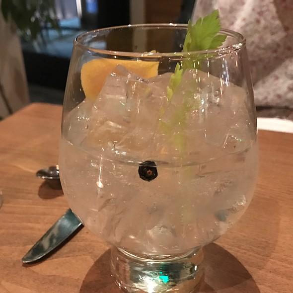 Spanish Gin & Tonic
