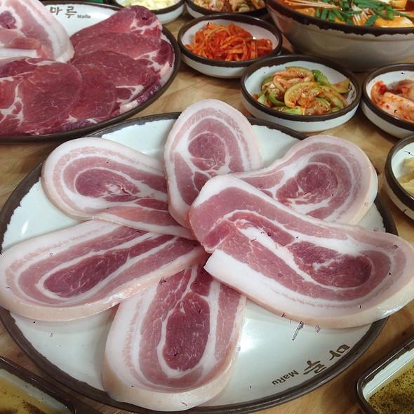 Buffet Streaky Pork