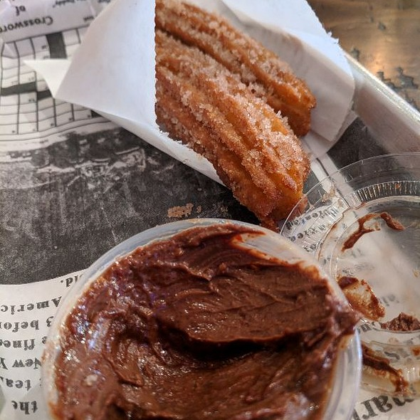 Churros @ A Taco Affair