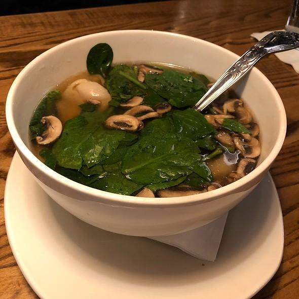 Wonton Soup @ P.F. Chang's