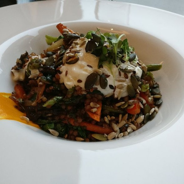 Risotto With Mushroom And Vegetables